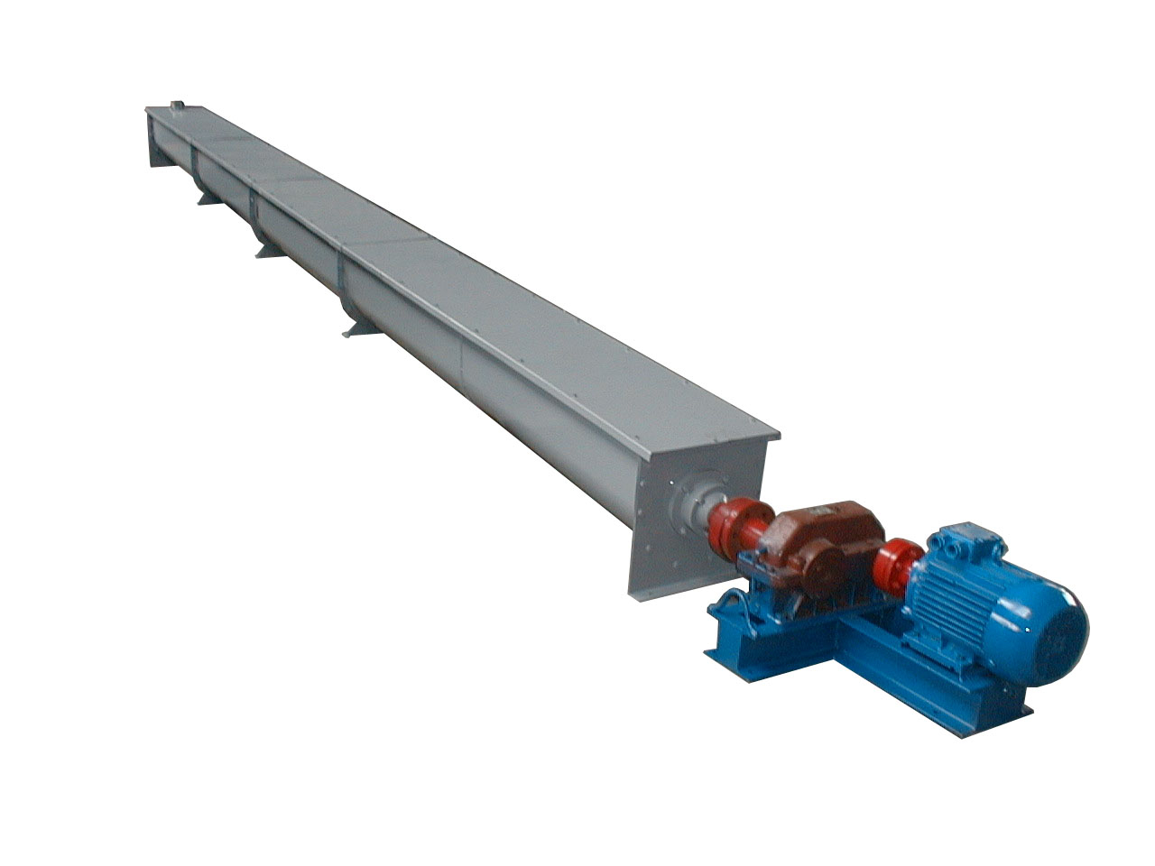 Шнековый транспортер увлажнитель ролик рольганга чертеж